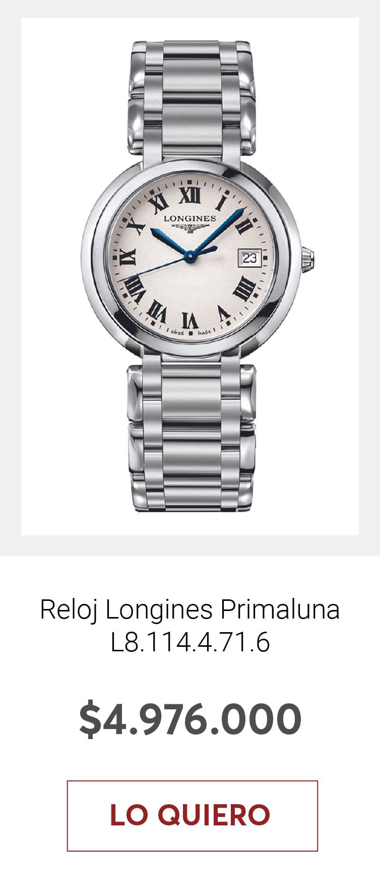 Reloj Longines Primaluna L8.114.4.71.6