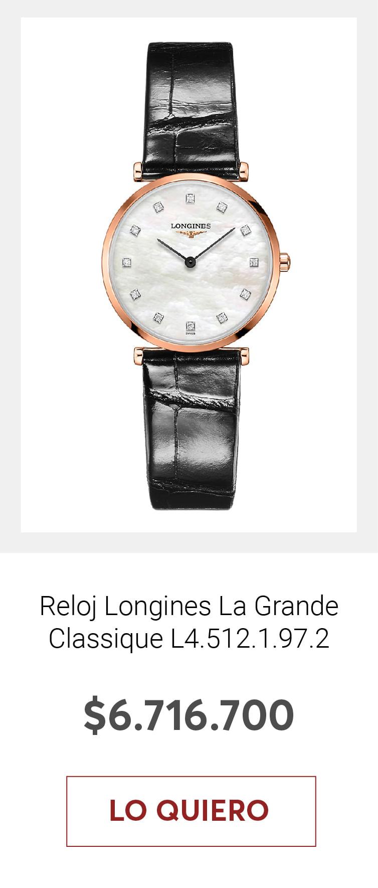 Reloj Longines La Grande Classique L4.512.1.97.2