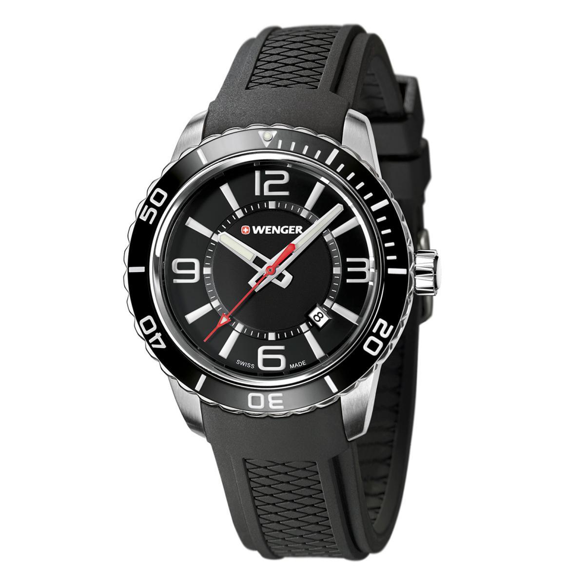 distribuidor mayorista 92cd4 9e5cf Reloj Wenger - 01.0851.117 - HOMBRE - Time Square