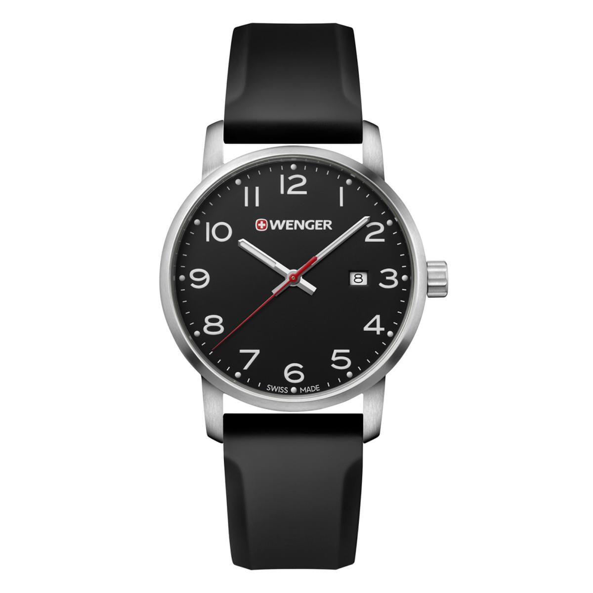 fd2fd0724099 Reloj Wenger - 01.1641.101 - Hombre - Time Square
