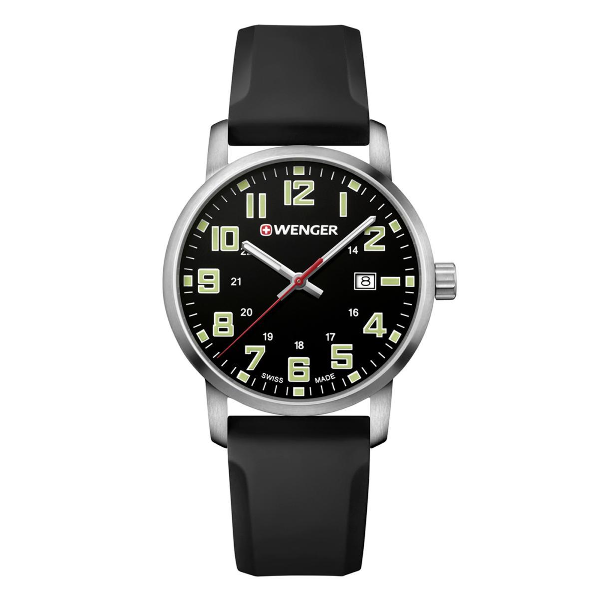 53fa82a7d4f1 Reloj Wenger - 01.1641.110 - Hombre - Time Square