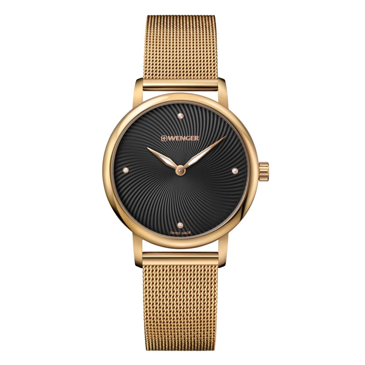 366128043dcb Reloj Wenger - 01.1721.102 - Mujer - Time Square