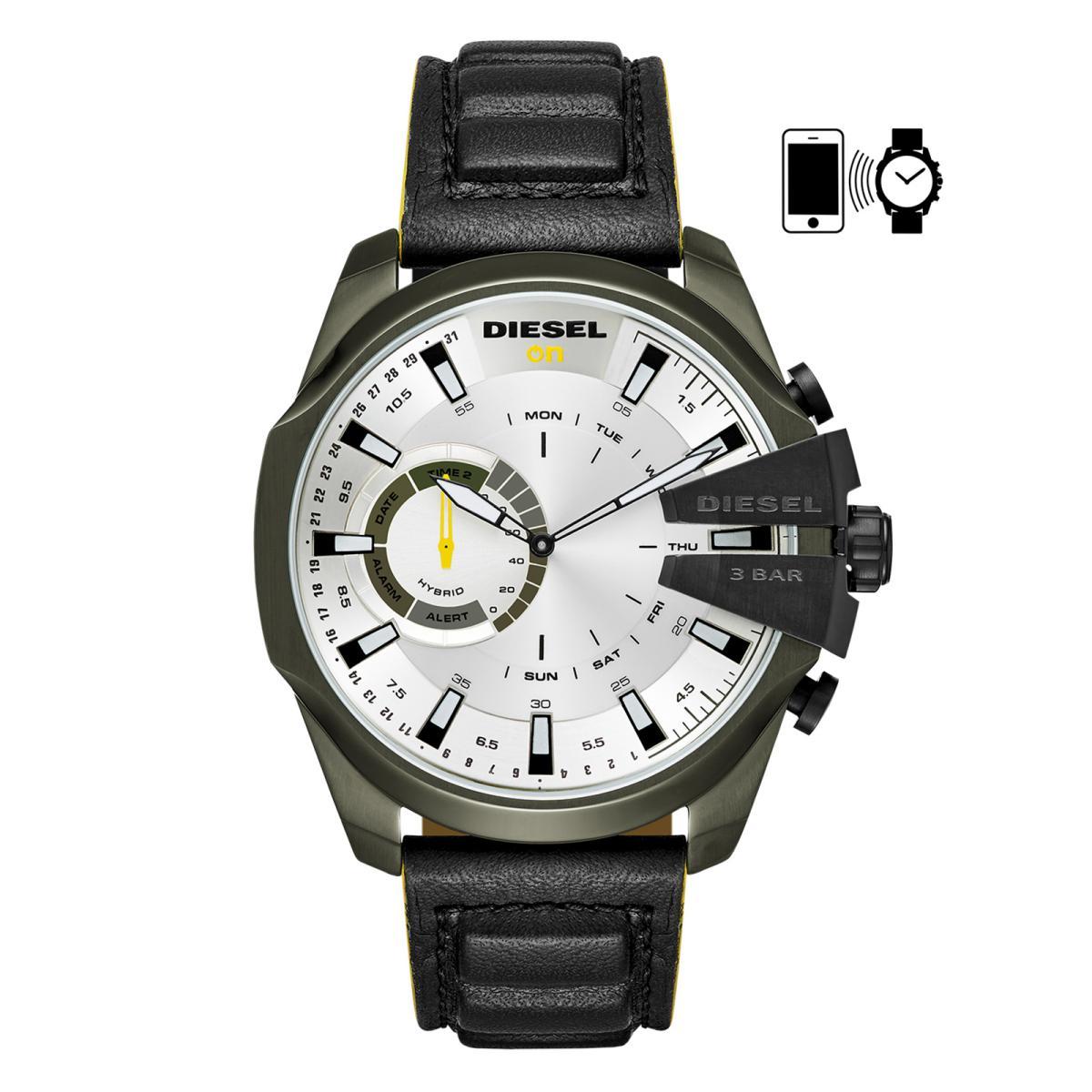 4bcfc2b1e033 Reloj Diesel - DZT1012 - Hombre - Time Square