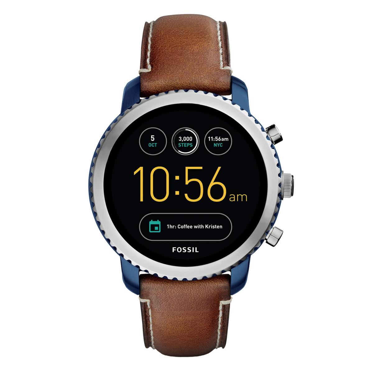 a4104397838b Reloj Fossil - FTW4004 - Hombre - Time Square