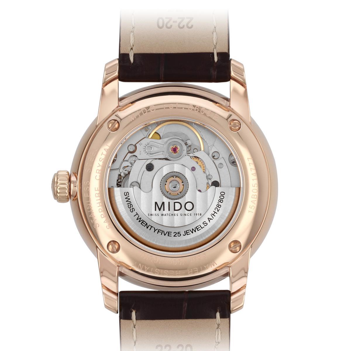 ffa965b8a5c8 Reloj Mido - M8600.3.13.4 - Hombre M8600.3.13.4 - Time Square